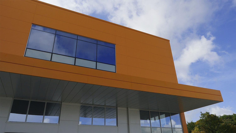 Lok N Store Gillingham Ics Industrial Roofing And