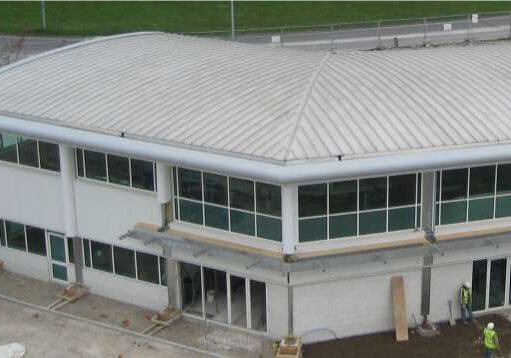 Standing roof 1