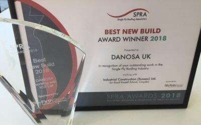 Best New Build Award 2018 – SPRA Awards