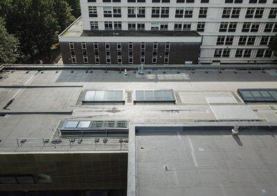 University AE Building - Roof