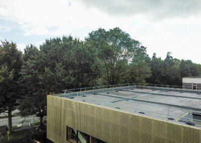 Univesity - Advanced Engineering Building - Brighton