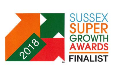 Finalist in Sussex Business Growth Awards