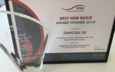 Best New Build Award 2018 – SPRA Awards