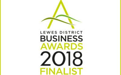 Finalist Lewes Business Awards 2018 – Company Of The Year