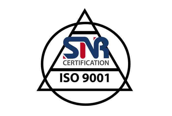 ISO 9001 Certification awarded