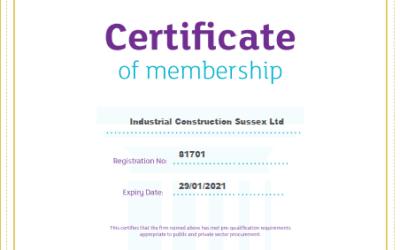 Constructionline Membership 2020