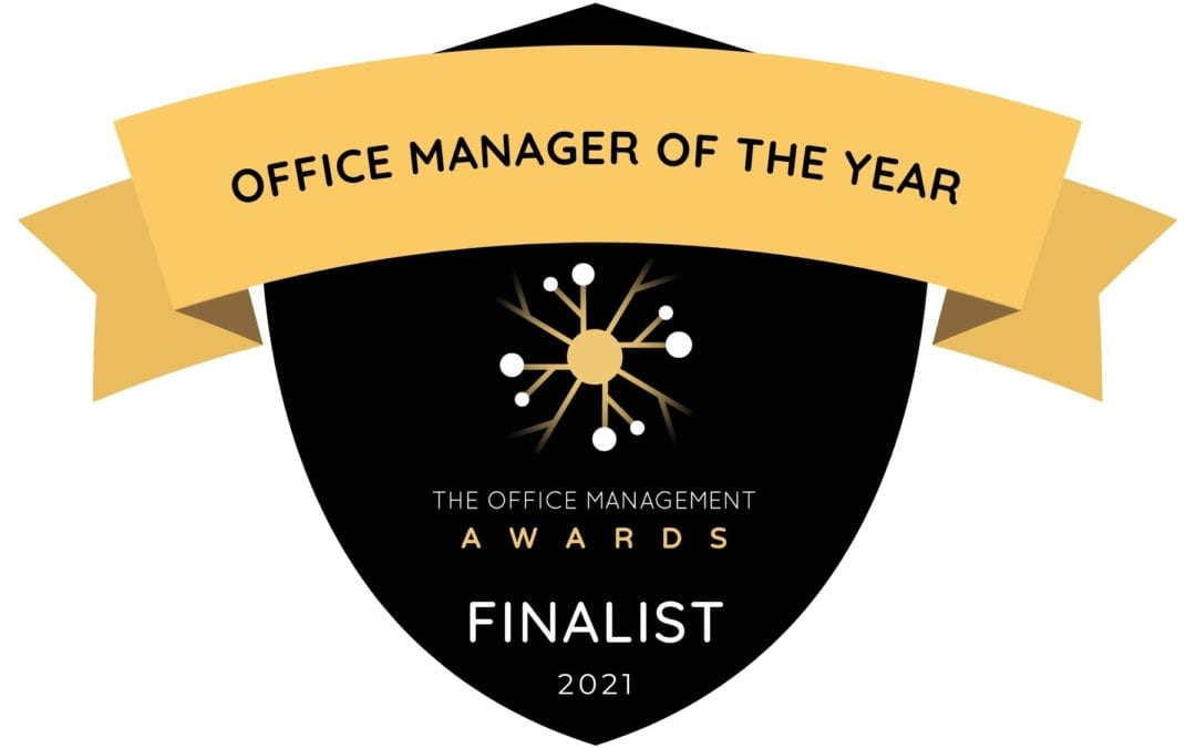 Office Manager of the Year 2021