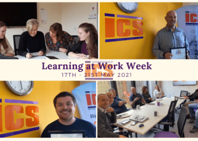 Learning at Work Week 2021