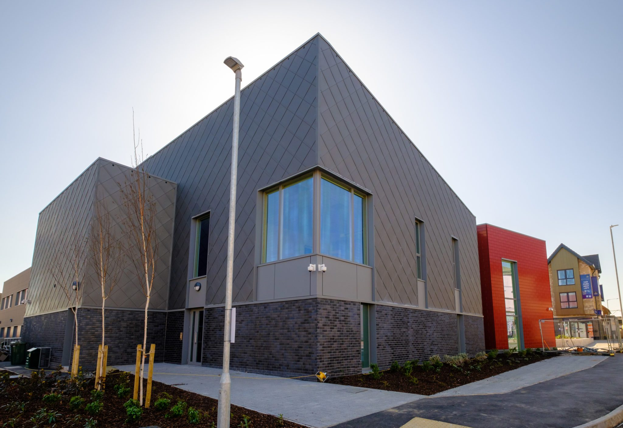 Finalists - RCI Facades Awards and National Federation of Roofing Awards